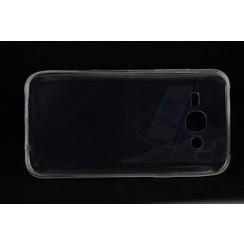 Samsung Galaxy J5 - J500F - Thin TPU Silicone case - Clear