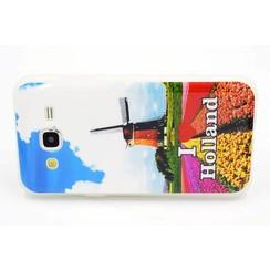 Samsung Galaxy J5 - Silicone case - Print 1 (8719273219485)