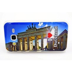 Samsung Galaxy J5 - Silicone case - Print 3 (8719273219508)