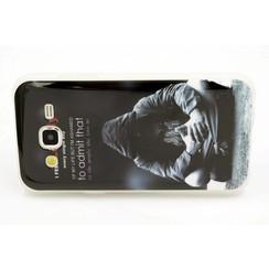 Samsung Galaxy J5 - Silicone coque - Print 4 (8719273219515)