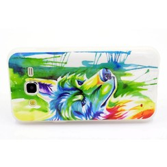 Samsung Galaxy J5 - Silicone coque - Print 8 (8719273219553)