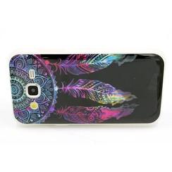 Samsung Galaxy J5 - Silicone coque - Print 9 (8719273219560)