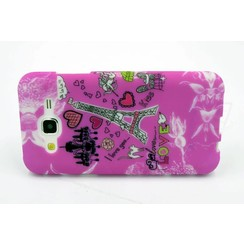 Samsung Galaxy J5 - Silicone case - Colorful (8719273225738)