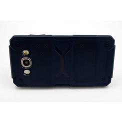 Silicone case D Blue - Samsung Galaxy J7 (2016) (8719273228456)