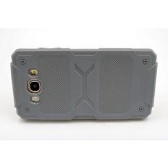 Silicone case Grey - Samsung Galaxy J7 (2016) (8719273228463)