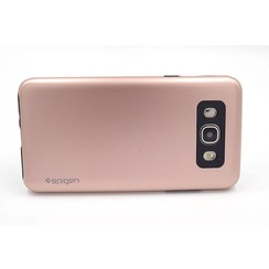Backcover voor Samsung Galaxy J7 (2016) - Rose Gold