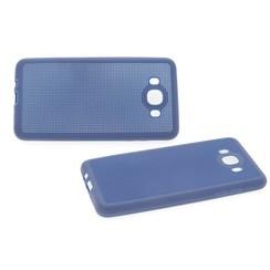 Backcover voor Samsung Galaxy J7 (2016) - Blauw