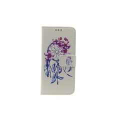 Samsung Galaxy A3 (2017) Pasjeshouder Print Booktype hoesje - Magneetsluiting - Kunststof;TPU