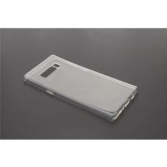 TPU Coque pour Samsung Galaxy Note 8 - Clear (8719273256367)