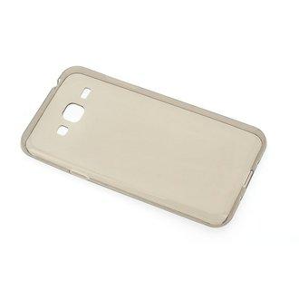 Backcover voor Samsung Galaxy J3 (2016) - Transparant