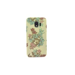 Hard case for Galaxy J2 (2018) - Floral (8719273269572)