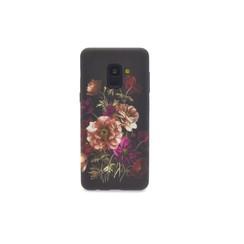 Coque pour Galaxy A8(2018) - Floral (8719273269664)