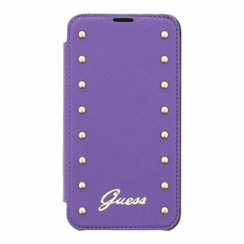 Samsung Galaxy S5 - G900F - Guess Book case - Purple