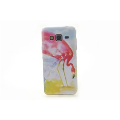 Silicone case for Galaxy J3 (2016) - Print (8719273255162)