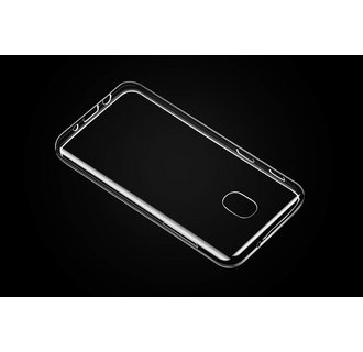 Silicone case for Galaxy J3 (2018) - Transparent (8719273277317)