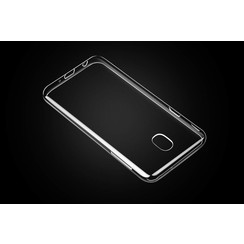 Silicone case for Galaxy J7 (2018) - Transparent (8719273277324)