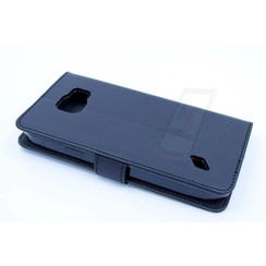 Samsung Galaxy S6 Active - G890 - Business Leatherette Housse coque - noir