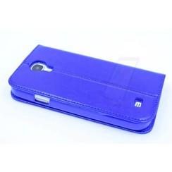 Samsung Galaxy S4 - i9505 - Business Luxury Housse coque - Bleu