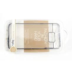 Samsung Galaxy S6 Edge PLUS - G928T - Bumper coque Hard coque - noir