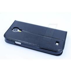 Samsung Galaxy S4 - i9505 - Business Leatherette Housse coque - noir