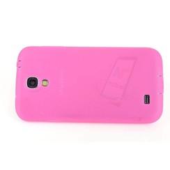 Samsung Galaxy S4 - i9505 - Mat Flip coque - rose