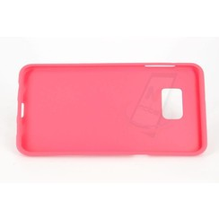Samsung Galaxy S6 Edge PLUS - G928T - Sandy Waves Silicone coque - rose