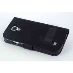 Samsung Galaxy S4 - i9505 - Silicone Business Book case - Black