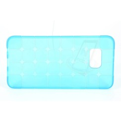 Samsung Galaxy S6 Edge PLUS - G928T - Creative Silicone case - Blue