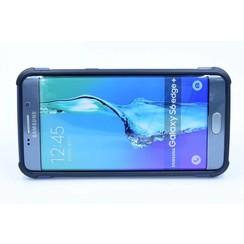 Samsung Galaxy S6 Edge Plus - G928T - Camouflage Hard case - D Blue