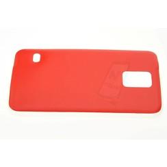 Samsung Galaxy S5 - Silicone coque - rouge (8719273124215)