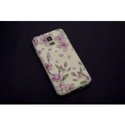 TPU Coque pour Samsung Galaxy S5 - Print 3 (8719273243435)