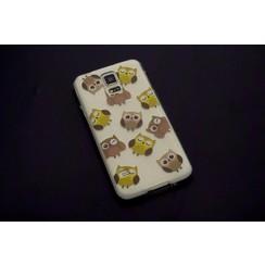 TPU Coque pour Samsung Galaxy S5 - Print 8 (8719273243480)