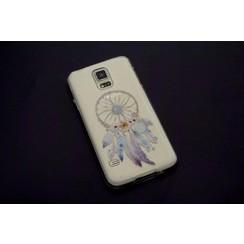 TPU Coque pour Samsung Galaxy S5 - Print 10 (8719273243503)