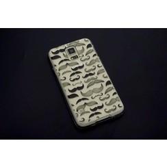 TPU Coque pour Samsung Galaxy S5 - Print 12 (8719273243527)