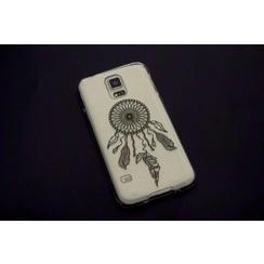 TPU Coque pour Samsung Galaxy S5 - Print 16 (8719273243565)