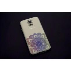 TPU Coque pour Samsung Galaxy S5 - Print 17 (8719273243572)