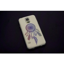 Silicone case for Samsung Galaxy S5 - Print 18 (8719273243589)