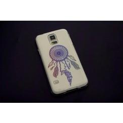 TPU Coque pour Samsung Galaxy S5 - Print 18 (8719273243589)