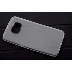 Silicone case Business for Samsung Galaxy S6 Edge Plus - Transparent (8719273206812)