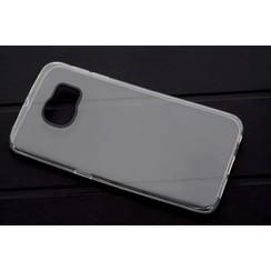 TPU Coque Business pour Samsung Galaxy S6 Edge Plus - Transparent (8719273206812)