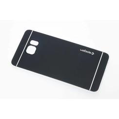 Silicone case for Samsung Galaxy S6 Edge Plus - Black (8719273201527)