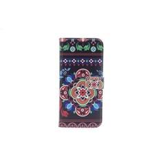 Samsung Galaxy S9+ Titulaire de la carte Print Book type housse - Fermeture magnétique