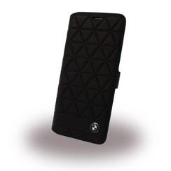 BMW Housse Embossed Hexagon pour Samsung Galaxy S8 Plus - Noir (3700740399736)