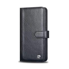 Pierre Cardin Housse pour Galaxy S8 Plus - Noir (8719273144558)