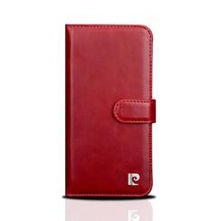 Pierre Cardin Housse 0 pour Galaxy S8 - Rouge (8719273144534)