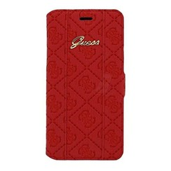 Samsung Galaxy S6 - G9200 - Guess Housse coque - rose (3700740359624)