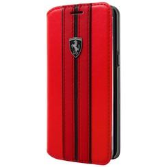 Ferrari Housse Off Track pour Samsung Galaxy S8 - Rouge (3700740399965)