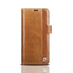 Pierre Cardin Housse pour Galaxy S9  - Marron (8719273145951)