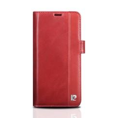 Pierre Cardin Housse pour Galaxy S9 Plus - Rouge (8719273145975)