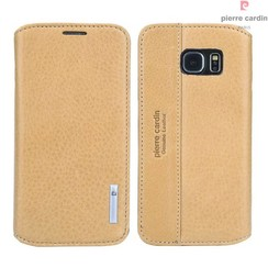 Housse coque Pierre Cardin Galaxy S6 Yellow (8719273215715)